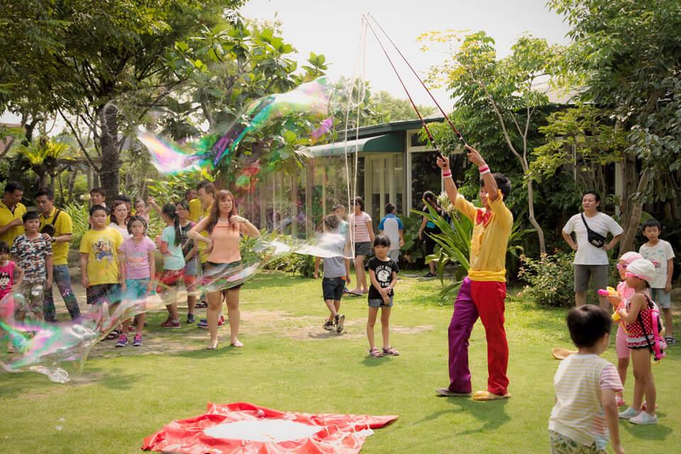 想必每個小朋友都過了一個非常好玩且難忘的生日派對