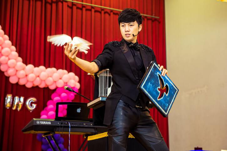 台中魔術表演第一首選-米爾可