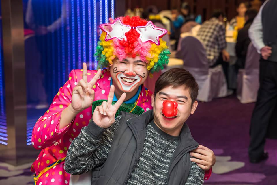 小丑先生找到了失散多年的兄弟(?
