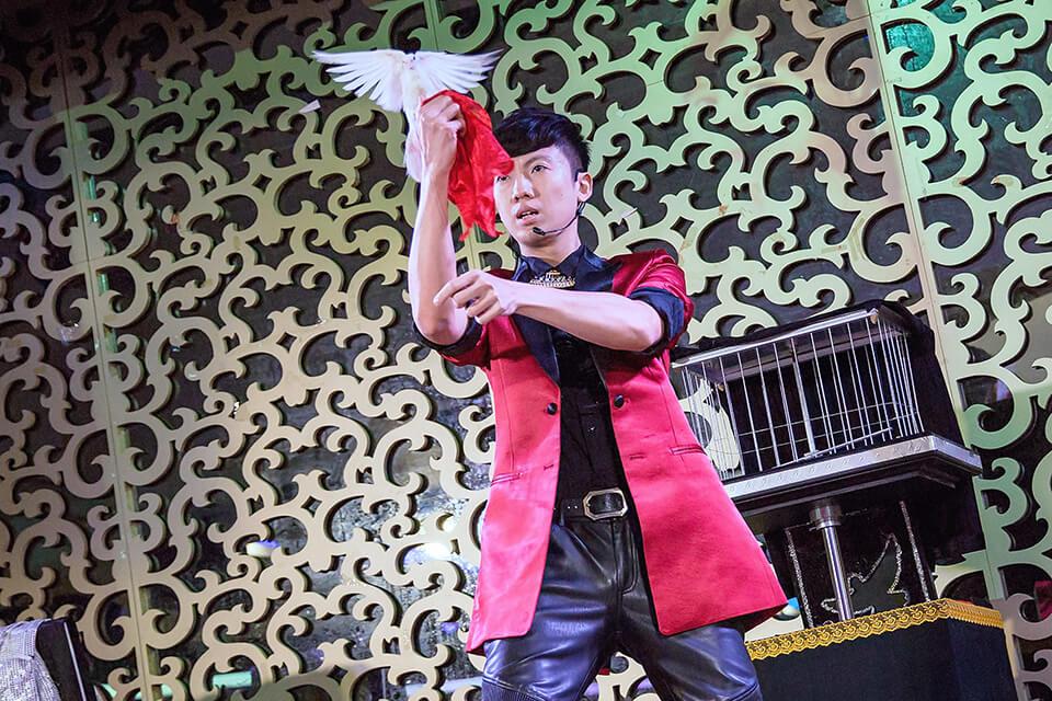 台中魔術師