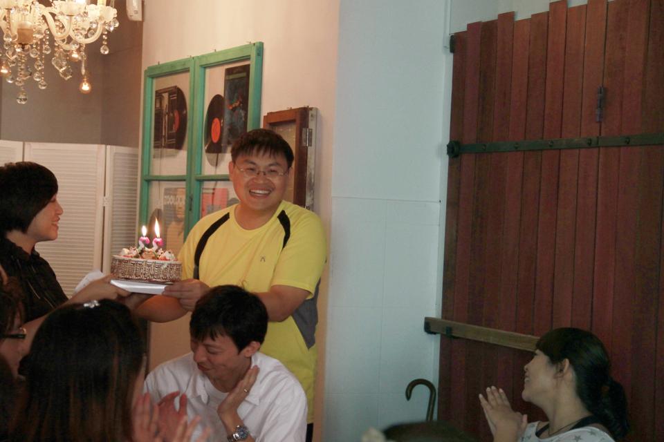 相信不管是壽星還是親友都度過一個難忘的生日囉~留下美好回憶!!