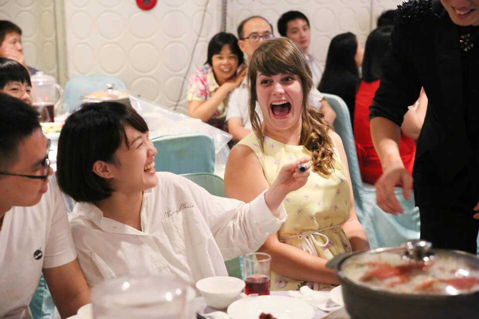 每一場婚禮表演,米爾可都會認真為新人量身打造,讓每一位選擇米爾可的新人,都可以呈現最獨一無二的婚禮給賓客!