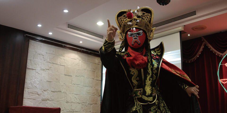 建輝&欣陵婚禮魔術表演