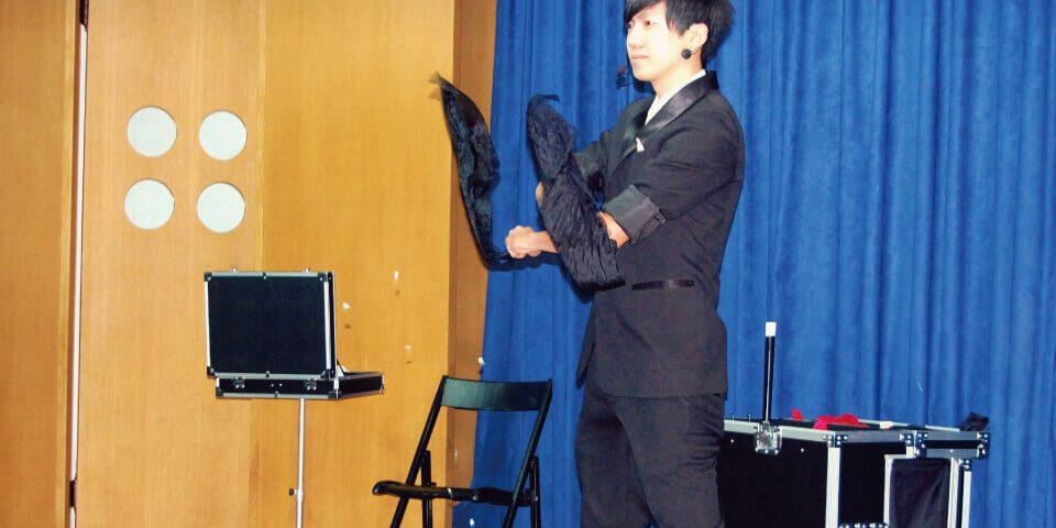 東海附小同學會魔術表演