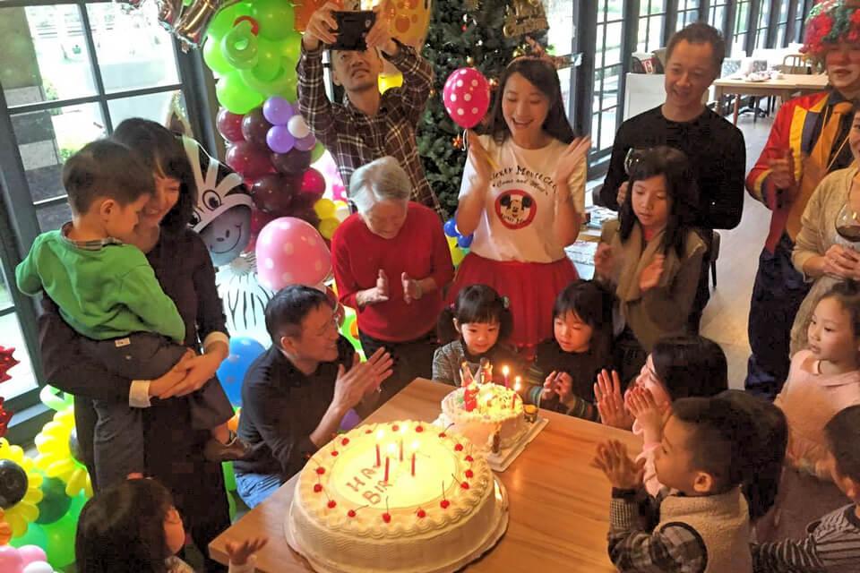 台北生日派對魔術表演
