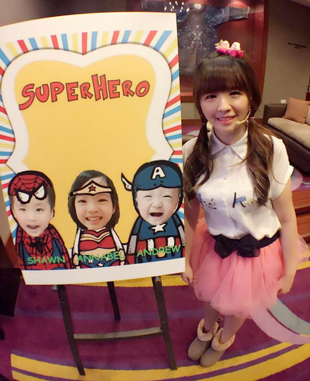 台北-Annable生日派對說故事姊姊