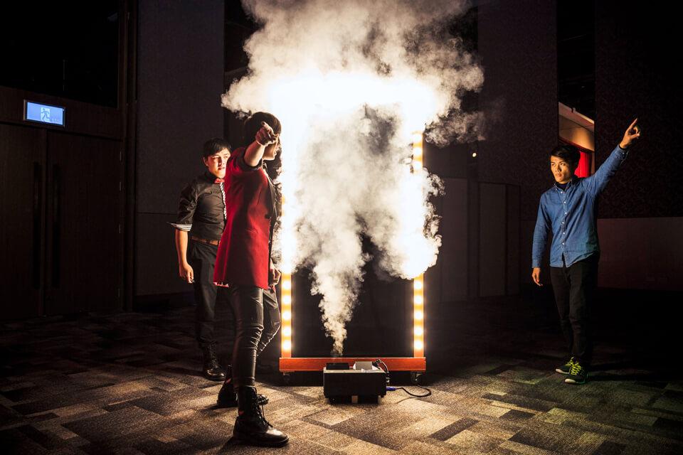 台中麗寶 磊盈尾牙魔術表演、氣球小丑、魔幻泡泡秀、桌邊魔術