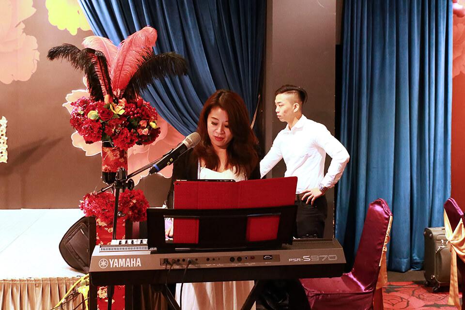 陶醴會館魔幻婚禮企劃-婚禮魔術表演、婚禮樂團