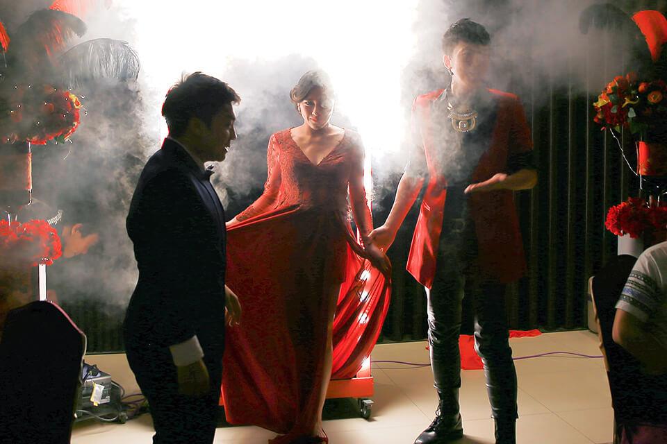 想擁有超吸睛的夢幻婚禮?交給魔術師來實現你的夢幻婚禮夢!